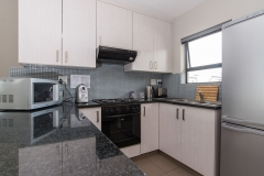 Self-catering, fully equipped kitchen